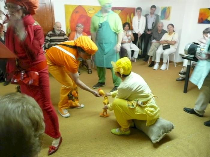 THEATRALISCHES 4-GANG-MENUE 2011--2