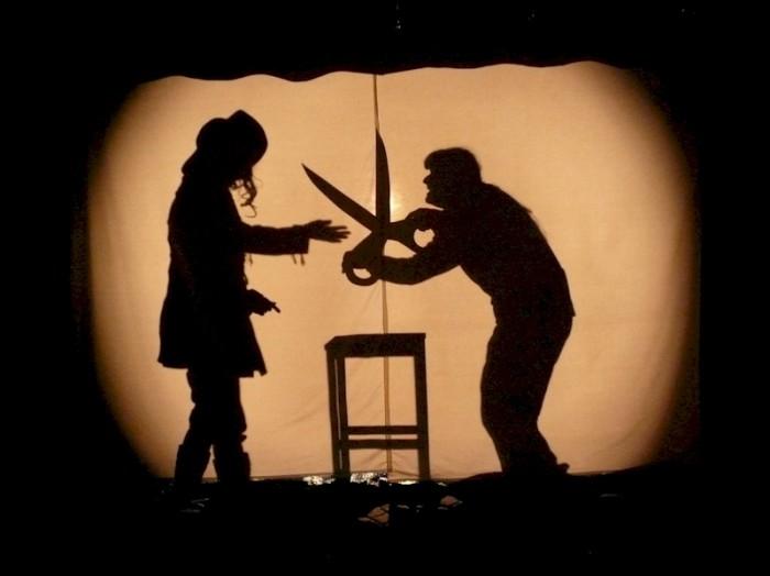 Gassenhauer-Schattenspiel