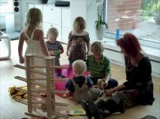 Gluecksmomente mit den Grosskindern